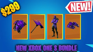 NEW Fortnite Xbox One S Dark Vertex Skin COMING SOON