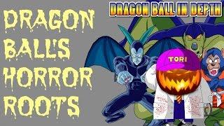 Dragon Ball's Halloween Themes