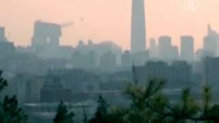 Загрязнение воздуха в Пекине: