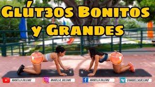 Comó tener los glúteos grandes y Bonitos │ Anabella Galeano