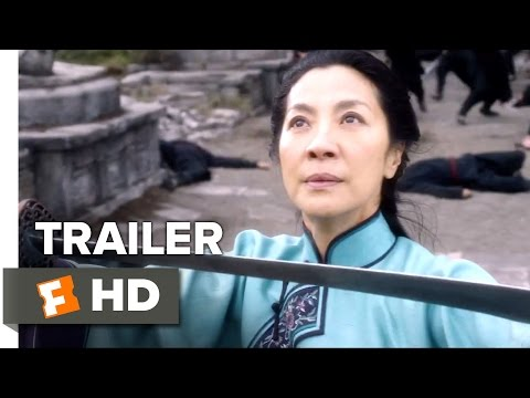 Crouching Tiger, Hidden Dragon: Sword of Destiny Official Trailer #1 (2016) - Action Movie HD