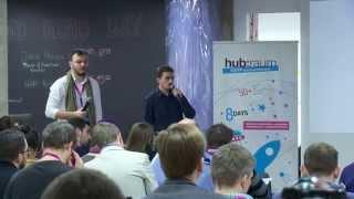 #WARP3 - the summary of hub:raum