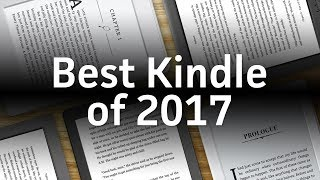 The Best Kindle of 2017