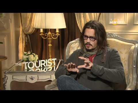 STAR Movies VIP Access:  Johnny Depp - The Tourist