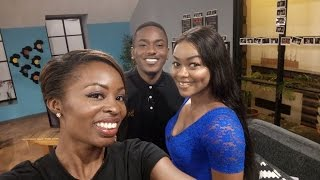 A trip down memory lane as actress Kehinde bankole talks through the years on The Spot