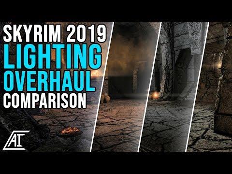 Skyrim SE 2019