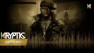Download FREE 50 CENT TYPE BEAT Ghetto Boy by Kryptic Samples MP3 song and Music Video