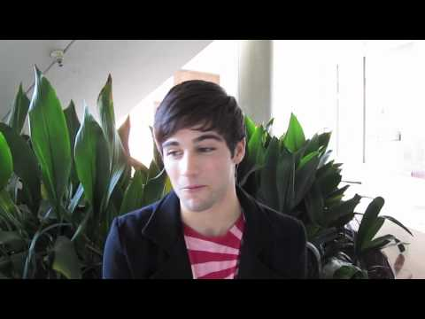 MAX EHRICH Trips up on SHAKE IT UP!