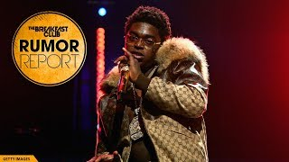 Kodak Black Freestyles From Jail And Raps About Punching Yung Miami