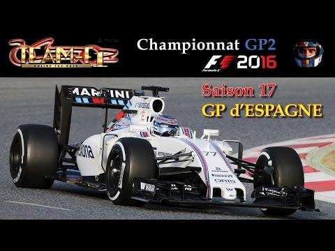 Team-F1 GP2 Championship | Season 17 | GP of Spain | Team Williams