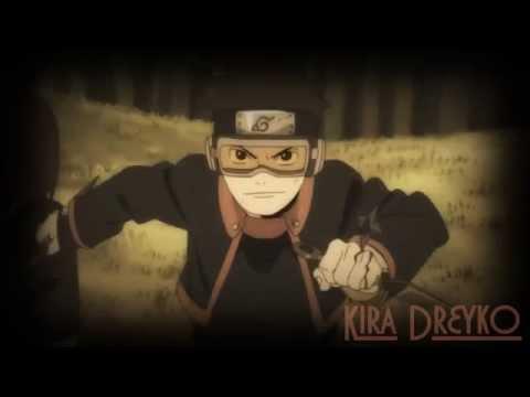AMV Naruto- (Jensen Ackles Voice)- Runnin (cover Adam Lambert)