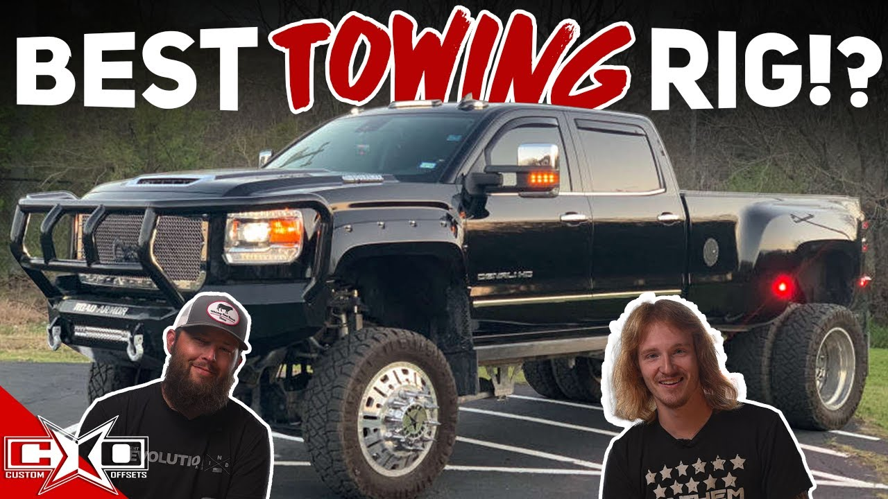 Rating Your Towing Rigs!! || From The Gallery