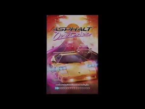 เกมส์รถแข่งสุดมัน Asphalt  OverDrive Ep 2