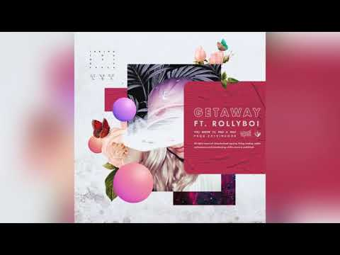 JUNNY  -  GETAWAY (feat. ROLLYBOI) (Prod. by Calvin Cook)