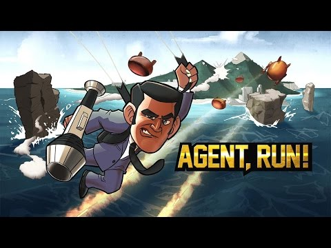 Official Agent, Run! (Agent, Run! OG) Launch Trailer (iOS / Android)