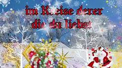 Erster Weihnachtsfeiertag Grüße