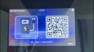 |WHB Charging| Karte in der Wallbox registrieren