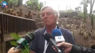 APC - Dr. Stephan Scholz - Director del Jardín Botánico Oasis Park · Investigador