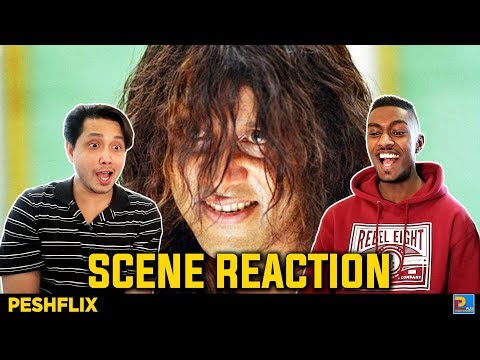 Anniyan Karate Fight Scene Reaction | Vikram | PESHFlix Entertainment