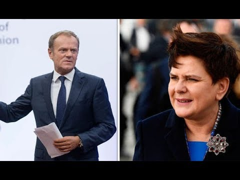 Meddling EU takes swipe at Poland as Tusk compares policies to KREMLIN
