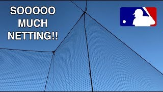 Ultimate guide to MLB protective netting -- how to catch baseballs and stay safe