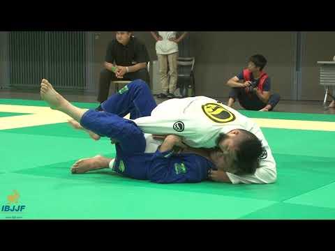 Viking Wong vs Kyle Skiba /Asian Jiu-Jitsu Championship 2018