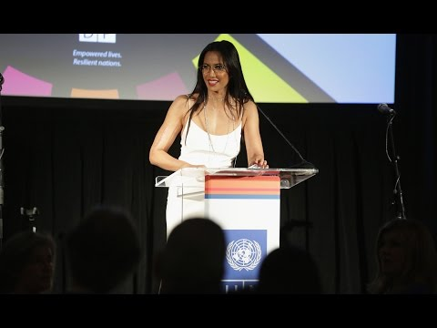 A Night For Change - UNDP's Inaugural Global Goals Gala