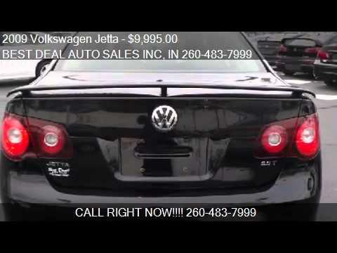 2009 Volkswagen Jetta Wolfsburg Edition Sedan 6A for sale in