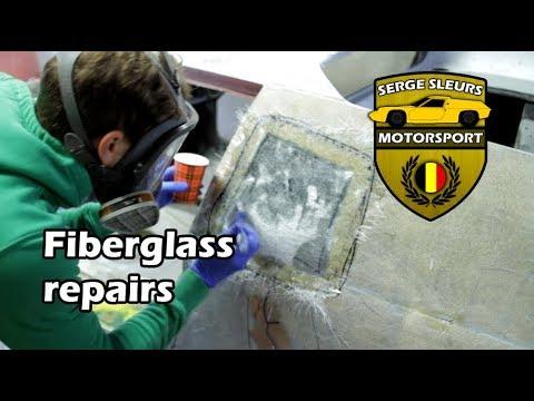 Lotus Europa – Ep 42: Fiberglass repairs