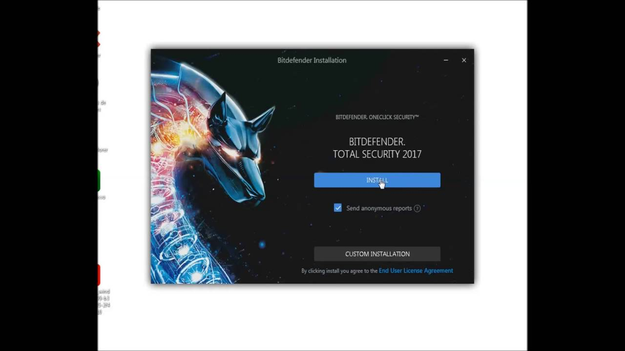 Bitdefender internet security 2017 3 pcs 2 years
