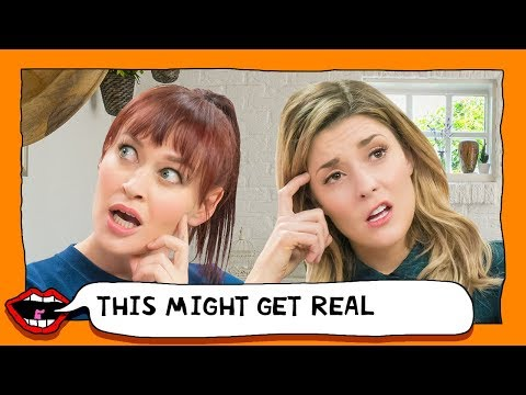 GIVING ADVICE TO STRANGERS with Grace Helbig & Mamrie Hart