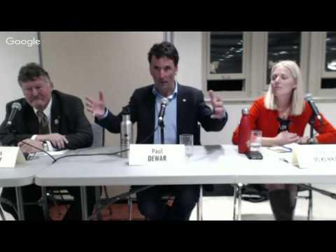 Ottawa Centre Candidates Debate #elxn42