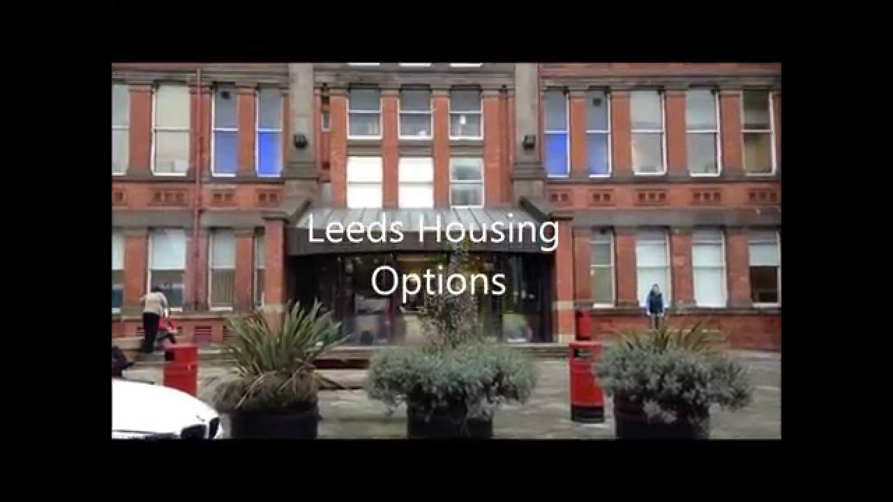 Leeds Housing Options Walkthrough - YouTube