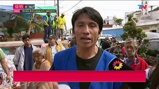 Xochimilco, Zona De Desastre En México