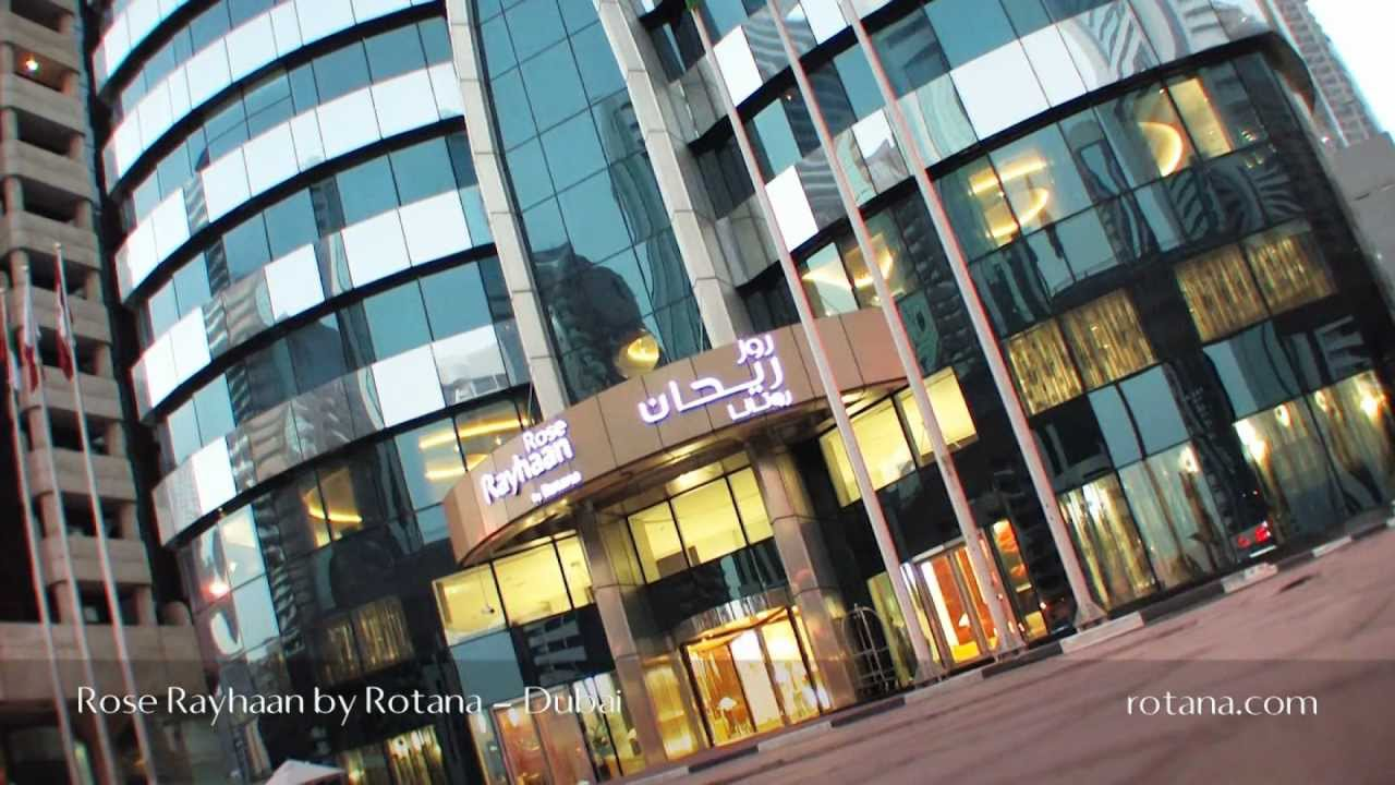 Rose Rayhaan By Rotana The World S 2nd Tallest Hotel