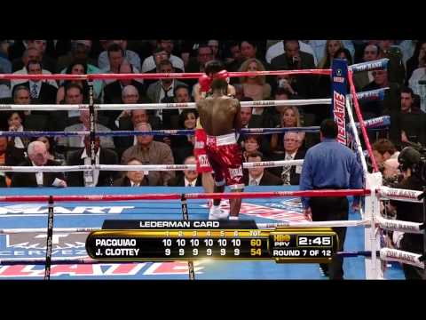 Manny Pacquiao Vs. Joshua Clottey 13.03.2010 HD