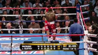 Manny Pacquiao vs. Joshua Clottey 13.03.2010 HD