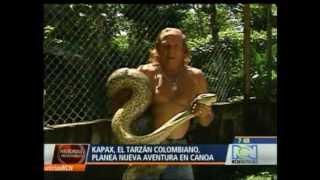 Video Kapax, el tarzan colombiano_20130507 download MP3, 3GP, MP4, WEBM, AVI, FLV November 2017