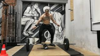 Виктор Блуд - Тренировка Баланса (Балансборд)(, 2017-07-30T21:51:44.000Z)