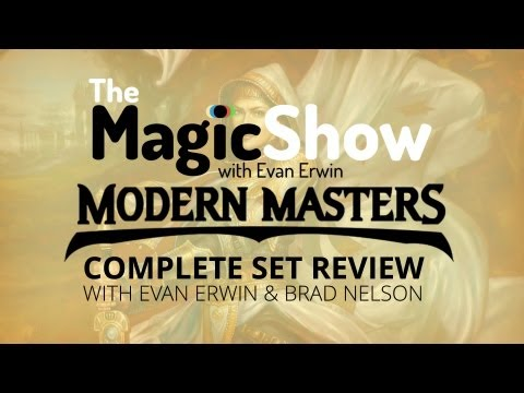 Complete Modern Masters Set Review - White