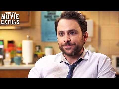 Fist Fight | On-set visit with Charlie Day 'Andy Campbell'