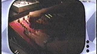 Bob Sinclar & DJ Gregory at Fuse 2001