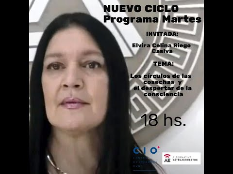 Programa Especial 2789 con Elvira Celina Riego Casiva - Artista