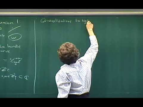 Sam Grushevsky (Princeton Univ.) / Lectures on abelian varieties and integrable systems 1