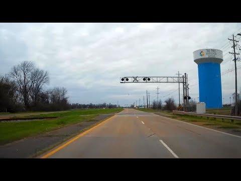 Road Trip #146 - LA-1 North - US-371, Armistead to Shreveport, Louisiana City Limits
