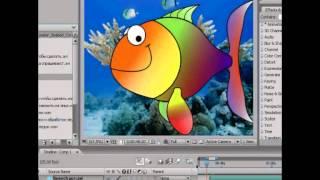Как сделать мультик: Анимация речи - Видео Урок №3(Как сделать говорящий рот и озвучку. Это Урок №3 из Видео уроков Эрика Картмэна по анимации в Adobe After Effects...., 2012-04-05T22:14:13.000Z)