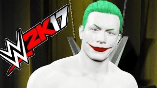 %99 VÜCUT HASARI! - WWE 2K17