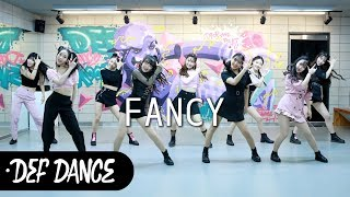 "TW CE МЉёЛ™ЂЛ«ґЛЉ¤   МЊ¬Л‹њ FANCY Л»¤КІ""КЊ""ЛЉ¤ No.1 КЊ""ЛЉ¤М•™Л»ђ KPOP DANCE COVER  КЌ°М""""Л»""К§ђМЏ‰Й°Ђ Й°ЂЛ€�Л�¤К""""Л…� defdance"