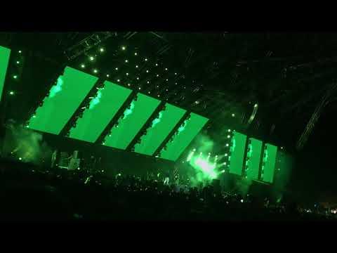 Psycho - Post Malone w/ Ty Dolla Sign (Coachella 2018)