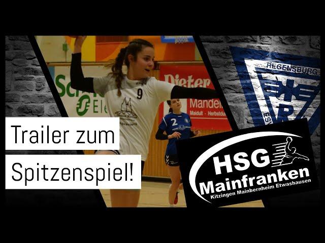 Spitzenspiel Landesliga Nord!!! ESV 1927 empfängt HSG Mainfranken